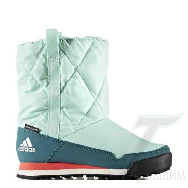 Adidas CW SNOWPITCH SLIP-O ICEGRN