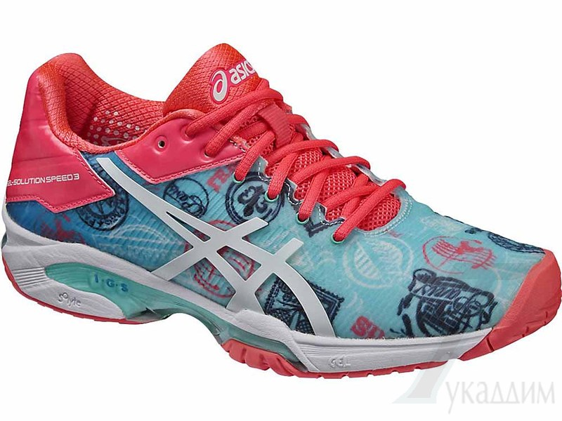 Asics Gel-Solution Speed 3 L.E. Paris