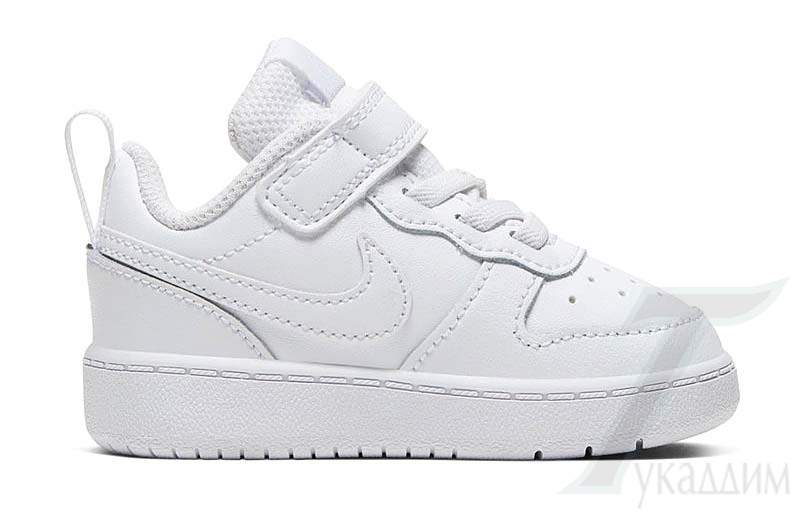 Boys' Nike Court Borough Low (TDV) Toddler Shoe