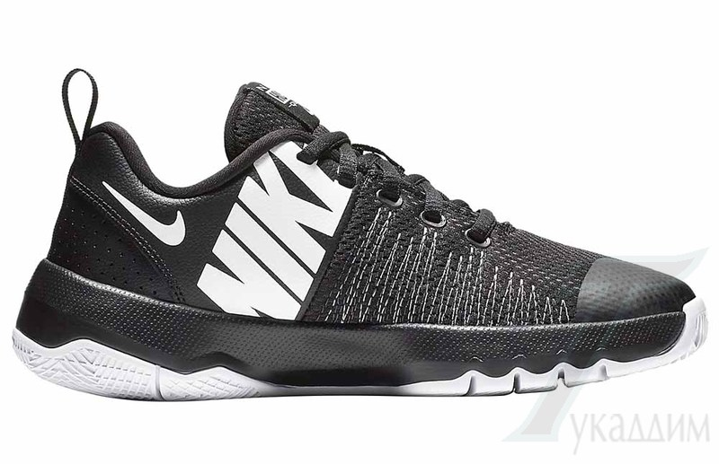 Boys' Nike Team Hustle Quick (GS) Basketball Shoe