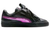 Puma Basket Heart Bling Jr