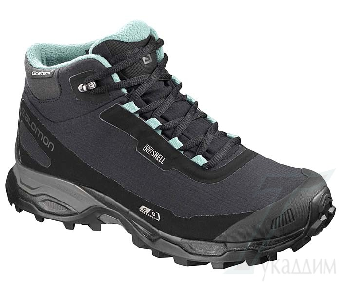 Salomon Shoes Shelter Spikes CS WP W