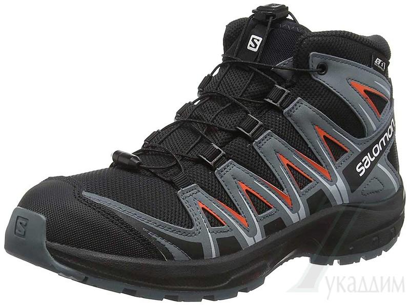 Salomon Shoes XA Pro 3D Mid CSWP J Bk