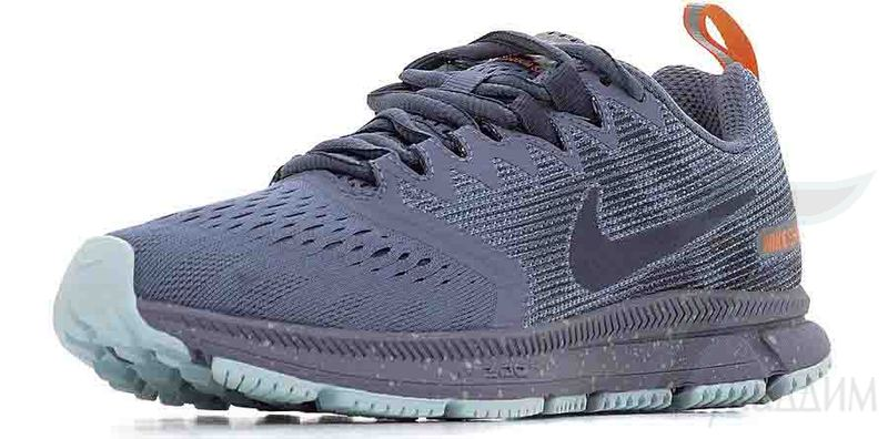 Women's Nike Air Zoom Span 2 Shield Running Shoe